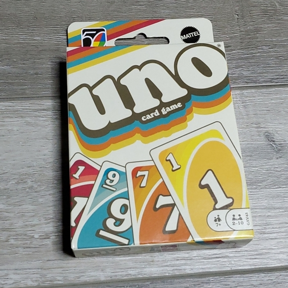 💥3/$15 DEAL!   UNO CARD GAME